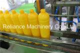 Машина автоматической бутылки шампуня пластичной заполняя покрывая