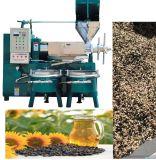 Холодное давление масла семян подсолнуха для пользы стана масла