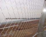 Животных зоопарка фехтование проволочной сеткой