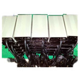 120W LiFePO4/Li-Mn Litio/cargador de batería de auto equilibrar Scooter