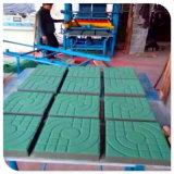 machine de formage de briques de béton comprimé automatique