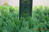 Трава экономичного центра отдыха искусственная с Fibrillated пряжей