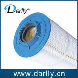 Cartucho de filtro de agua de prefiltrado de pliegues gran cartucho de filtro de flujo