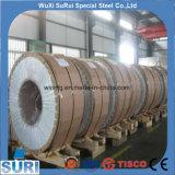 L'AISI 304 304L 309 310 430 420 410 bobine 1285mm en acier inoxydable