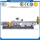 Линия Pelletizing штрангпресса винта HDPE/PE/PP/PA/ABS пластичная твиновская