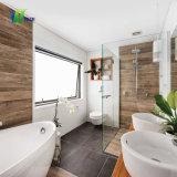 Custom закаленное стекло в ванной комнате безопасности для душевой