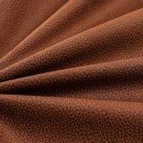 Tissu différent neuf de sofa de suède de couleur de Chine