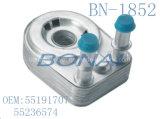 De Koeler van de Olie van de Motor van het aluminium/Radiator voor Opel/FIAT (OEM: 55191707/55236574)