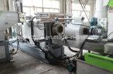Пластмассовый винт Twin Зернение машины для сжатия пленки
