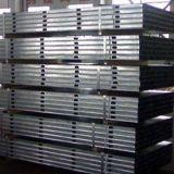 جبس [درولّ] جدار يغلفن فولاذ قطاع جانبيّ