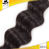 Emaranhado cambojano do cabelo do Virgin do melhor cabelo brasileiro de Remy