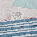 L'oca 100% del cotone dell'assestamento giù mette le piume allo stile sveglio della trapunta