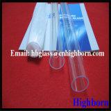 Surtidor de pulido del tubo del vidrio de cuarzo haber fundido libremente del ozono