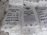 Perles de soude caustique utilisée dans la pâte à papier de l'industrie