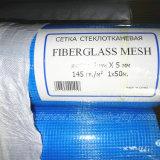 補強の建築材料として具体的なガラス繊維の金網の網