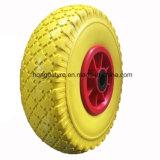 10 polegadas flat livre Ferramenta roda do carrinho de praia do pneu da roda do carrinho