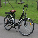 bicicleta elétrica da cidade 250W com motor sem escova