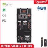 Feiyang/Temeisheng de Navulbare Draagbare Draadloze Spreker van Bluetooth van het Karretje van de Transformator van het Systeem---6827D