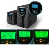 <Must>Низкая частота 1000W DC24V AC230V Чистая синусоида Line Interactive ИБП с внутренней аккумуляторной батареи
