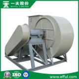 El ventilador se aplica a la producción de polvo de yeso