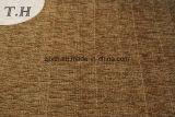 Tissu plat du sofa 2016 et des meubles de tissu de Chenille de Tan par 270GSM