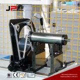 Macchina dell'equilibrio dinamico del motore di CC con la trasmissione a cinghia