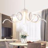 LED-Blumen-hängende Lampe für modernen Leuchter