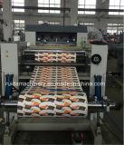 Machine de découpage se plissante de roulis à grande vitesse pour la cuvette de papier