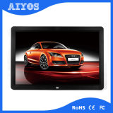 15.4inch an der Wand befestigter LED LCD Foto-Rahmen