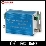 3 in 1 protezione di impulso della videocamera di sicurezza del segnale UC24V del video