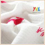 Quilt 100%Cotton feito malha da matéria têxtil para o verão