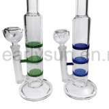 Hersteller-Großhandelsglaswasser-Rohr für das Tabak-Rauchen (ES-GB-080)