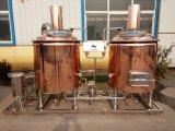 Máquina micro de la cervecería 200L/Beer del equipo de la fabricación de la cerveza