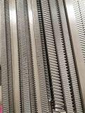 Het Rek van het Toestel van het roestvrij staal M2 20× 40× 2000