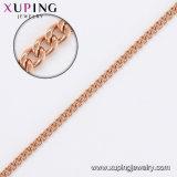 44740 Halsband van de Juwelen van de Vrouwen van de manier de Verguld Gevoelige in de Legering van het Koper zonder Geen Steen