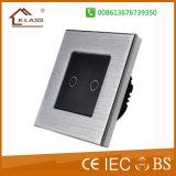 Interruptor 700W EU/UK 220V estándar del amortiguador del LED