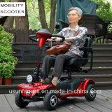 Vespa eléctrica de cuatro ruedas aprobada de la movilidad del Ce para el adulto
