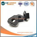 Insertos de carboneto de CNC e titulares