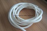 Белый цвет губкой силиконовой резины шнур питания 12мм