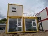 Zwei Geschichte-Behälter-Haus hergestellt in China
