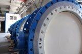 Высокая производительность с электроприводом металлические сидит двухстворчатый клапан