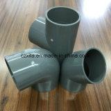 Pressione del PVC che misura un gomito da 45 gradi per il rifornimento idrico