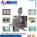 Máquina de rellenar de la talla del polvo del gránulo multi de la empaquetadora