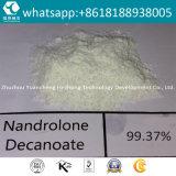 CAS 360-70-3最近未加工Durabolinの半仕上げのステロイドの液体のNandrolone Decanoate