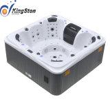 熱い販売のジャクージアクリル米国の鉱泉の自由で永続的な温水浴槽