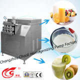 Milieu, 2000L/H, 60MPa, vitesse, crême glacée, homogénisateur de lait