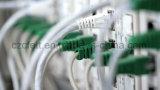 El cable Ethernet Cat5e, F/UTP FTP las normas de la red Gigabit/seg / Cable de Internet cable Ethernet 350MHz