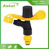 Spruzzatore di impulso della plastica di irrigazione goccia a goccia dell'acqua dello spruzzatore dello strumento di giardino