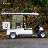 Elektrisches Nahrungsmittelauto Hotsale Van Food Cart mit Eis-Kasten