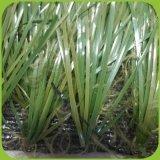 Hilo de Tencate Thiolon Grass sintético para el campo de fútbol
